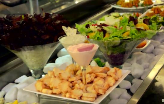 27 segundos – salada em taça