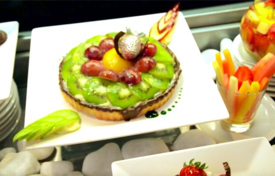 53 segundos – torta de kiwi